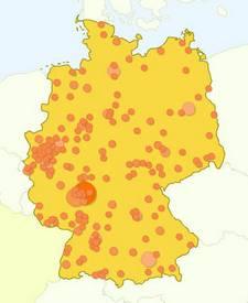 Besucher aus Deutschland