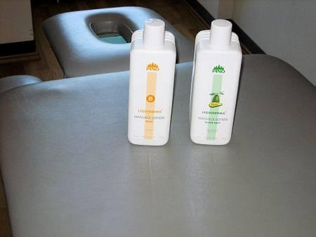 Massage-Lotion Super-Soft und Basic
