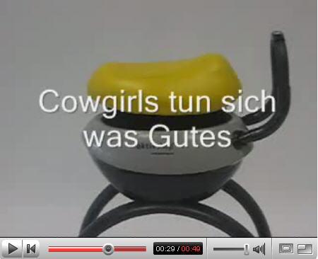 Cowgirls tun sich was Gutes ;-)
