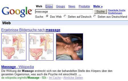 Massage für Unerschrockene ;-)