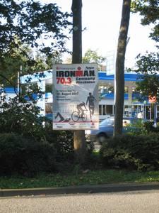 Plakat Ironman Wiesbaden