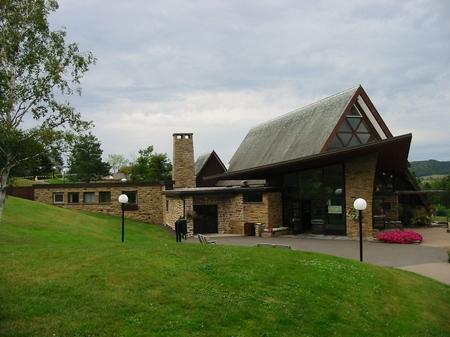 Alexander Graham Bell Museum in Baddeck