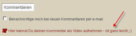 Video-Kommentare