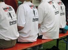 Doping Kontrolle beim Ironman Wiesbaden 2008