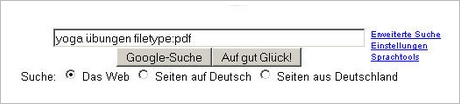 PDF Suche