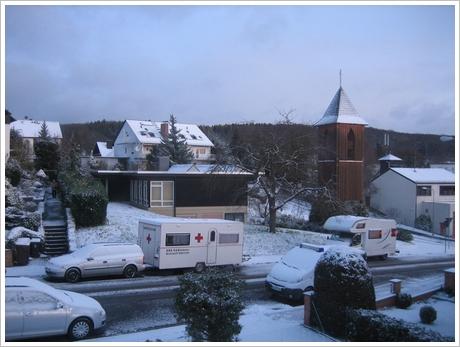 Winter in Wiesbaden