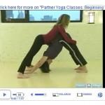 Partner-Yoga zweideutig