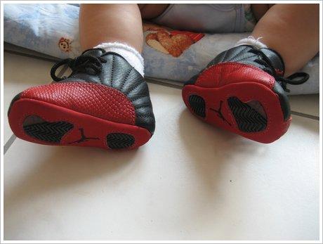 Air Jordan Baby