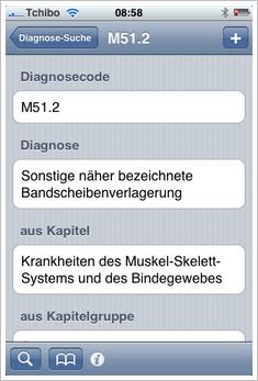 Diagnoseschlüssel M51