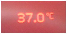 Temperatur in Wiesbaden