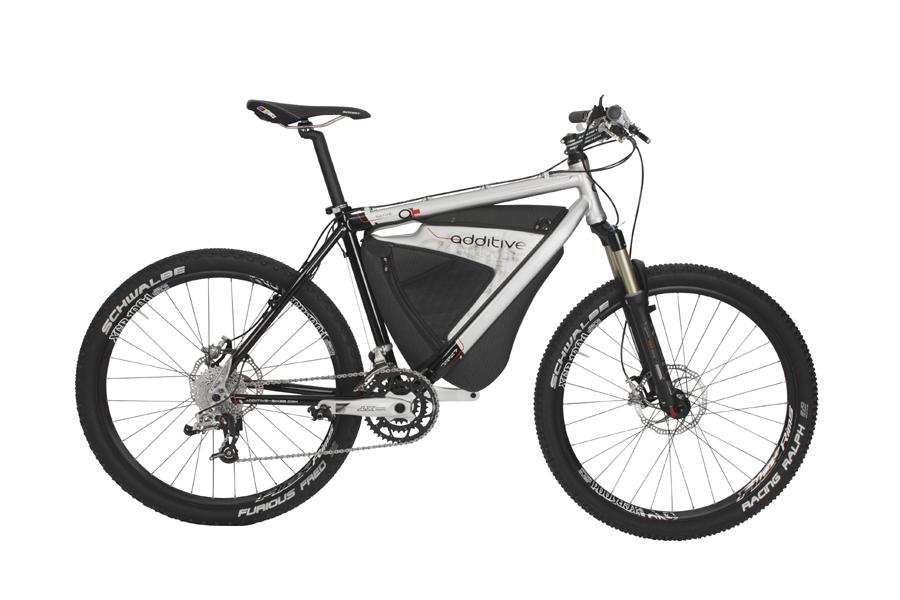 Der etwas andere Fahrradrucksack
