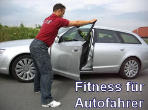Fitness im Auto