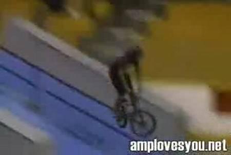 BMX-Stunts