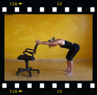 Übungen Bürogymnastik